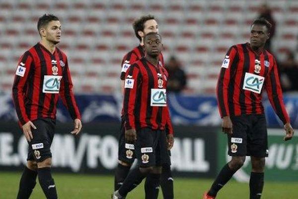 L'OGC Nice s'incline aux tirs au but face au stade Rennais