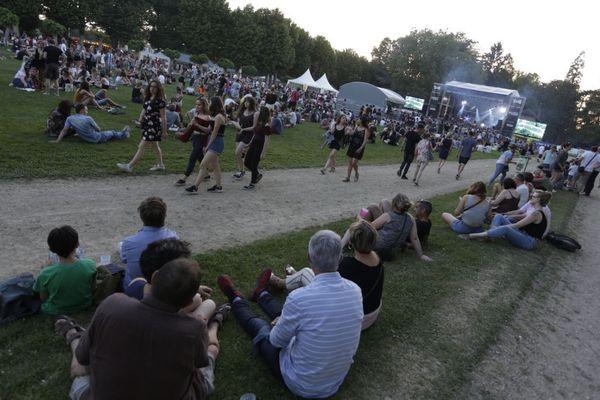 Le Catalpa Festival 2019 au parc de l'Arbre sec à Auxerre dans l'Yonne