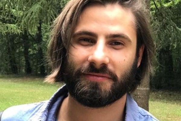 Vincent Polewczyk, chercheur originaire d'Homécourt (Meurthe-et-Moselle), confiné à Trieste en Italie.