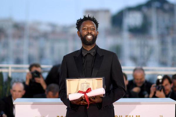 """Ladj Ly, Prix du jury ex-aequo au 72e édition du festival de Cannes, pour """"Les Misérables""""."""