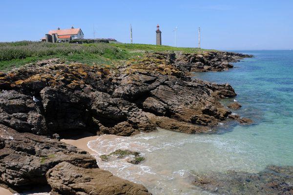 l'île du Pilier (Vendée)