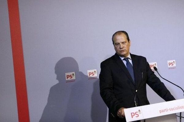 Jean-Christophe Cambadélis premier secrétaire du PS porte la motion A