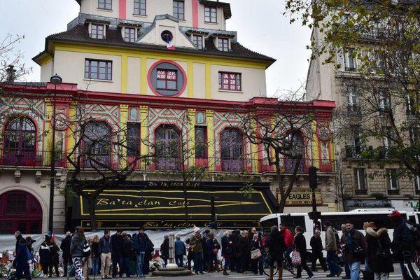 La salle de spectacles du Bataclan, à Paris.