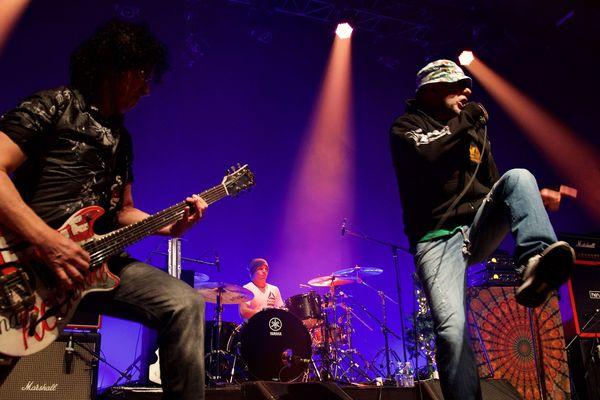 Archives - le groupe Trust en concert en 2017