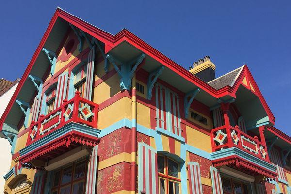 Wimereux, à la découverte des villas balnéaires