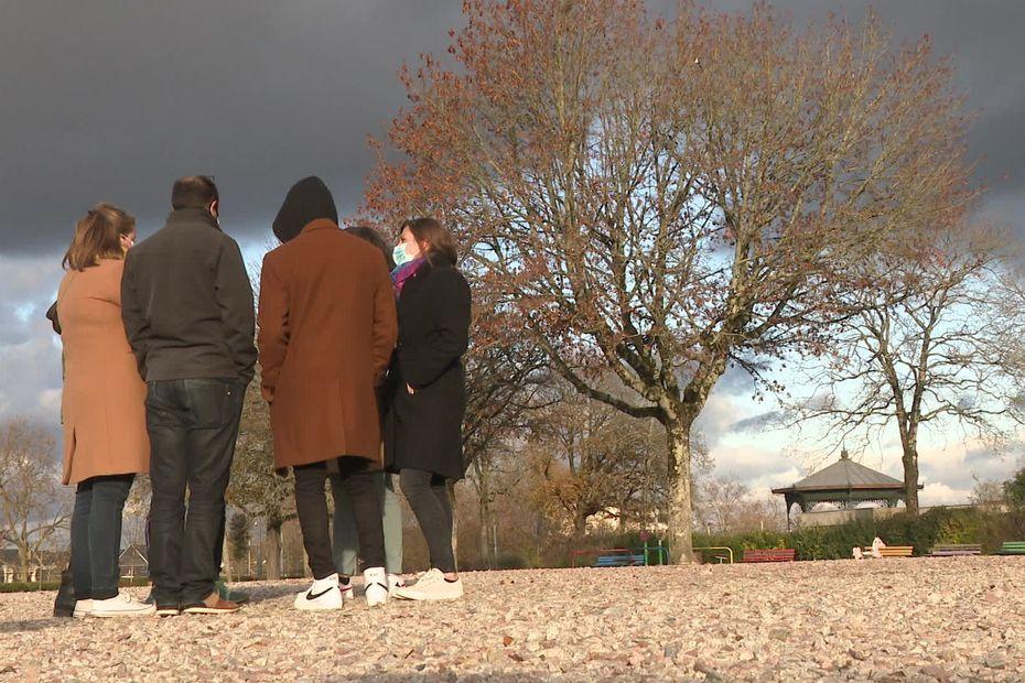 """Grève des """"pions"""" à Limoges"""
