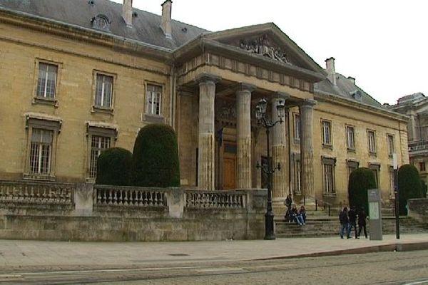 Palais de justice - Reims