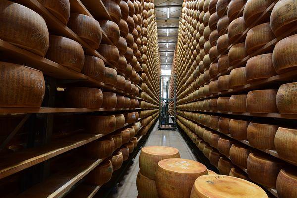 Lactalis a racheté le producteur de parmesan Nuovo Castelli