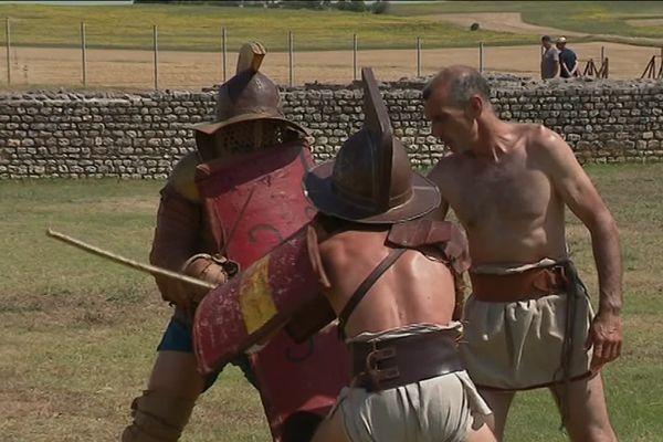 Combats de gladiateurs à Barzan (17)