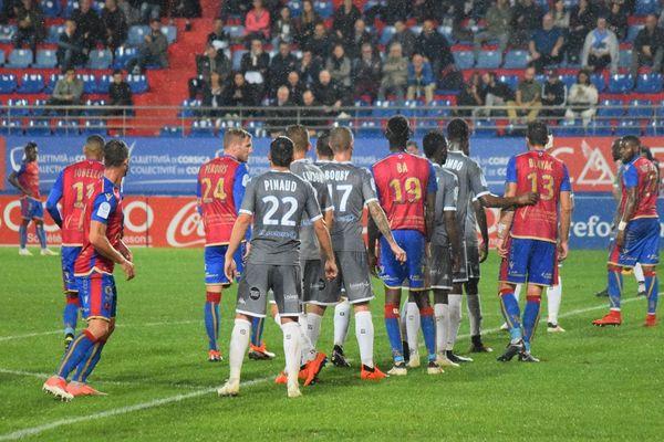 05/10/2018 - Le GFCA s'est incliné à domicile face à Orléans (2-0), vendredi lors de la 10e journée de Ligue 2.