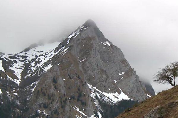 José Andres FUNES MONGE a disparu dans ces montagnes de la vallée d'Aspe