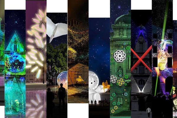 Les 10 sites en lice pour le Trophée Lumières France 3 2018
