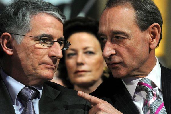 Lors de la campagne des élections municipales de 2008, le 2 février, Bertrand Delanoë était déjà venu soutenir Pierre Cohen