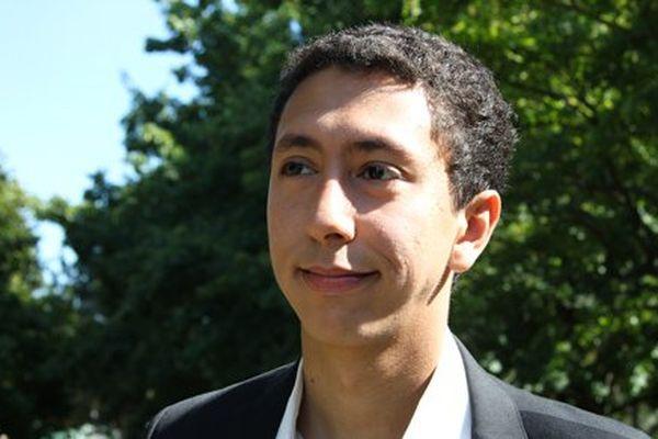 Le conseiller régional d'Île-de-France Othman Nasrou.