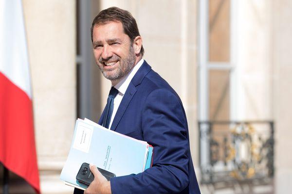 Le porte-parole du gouvernement Christophe Castaner arrive en tête de la 2e circonscription des Alpes-de-Hautes-Provence.