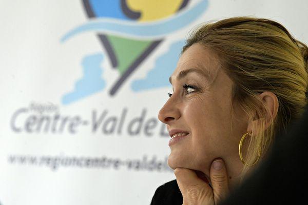 Julie Gayet nouvelle présidente de l'agence Ciclic.