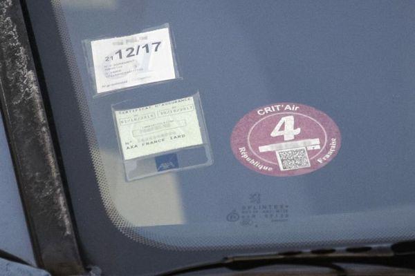 Les vignettes Crit'Air 4 et plus ne seront pas autorisées à circuler dans 12 communes de la métropole lilloise.