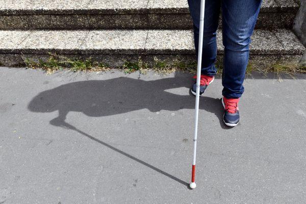 Le fédération des aveugles d'Alsace Lorraine Grand Est s'inquiète de l'élargissement des terrasses à Strasbourg dès leur réouverture