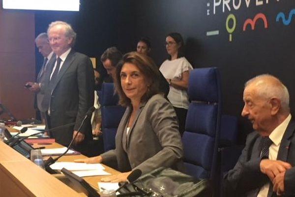 Martine Vassal élue au premier tour sans surprise