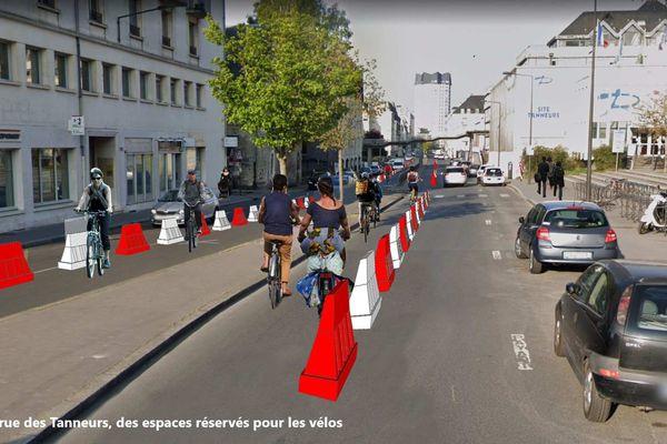 Rue des Tanneurs, Tours