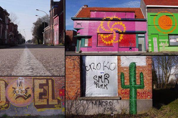 Doel, entre désert et paradis des artistes de rue