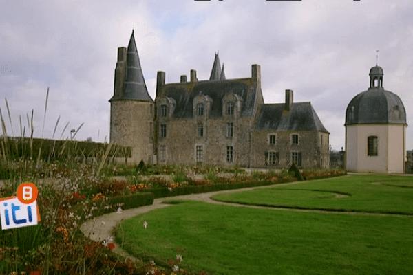 Le Château des Rochers-Sévigné