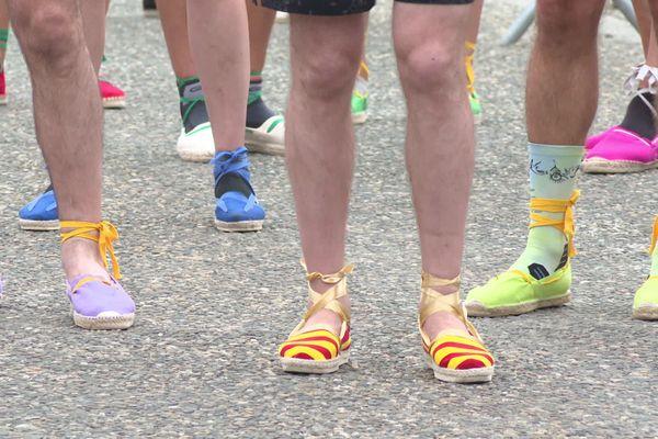Au Pays Basque, l'espadrille est plus qu'une question de chaussures.