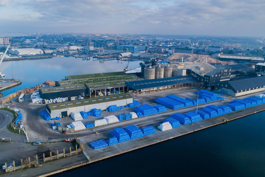 Bretagne : bol d'air à l'ammoniac. Les engrais azotés polluent l'air des Malouins