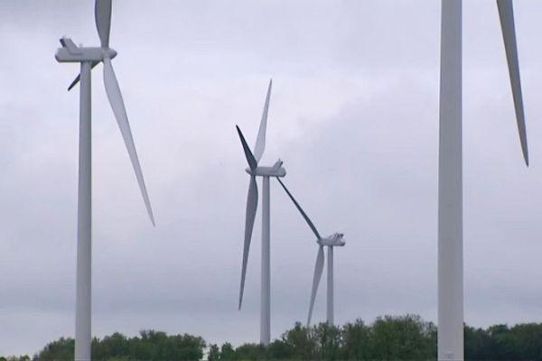 La Bourgogne est actuellement classée 12 ème région de France sur 22 en matière de production d'électricité éolienne