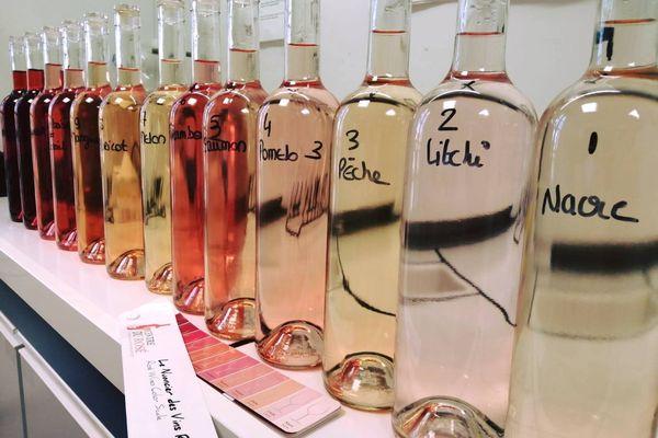 Le Centre du Rosé diversifie son offre de nuancier gel