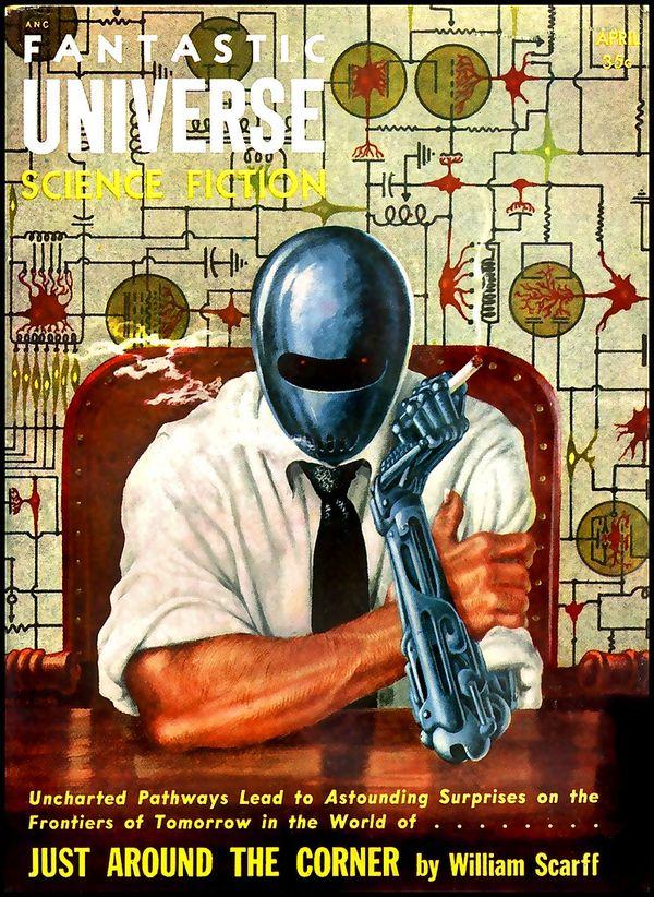 Les robots, pendant près d'un siècle, ont fasciné les écrivains.