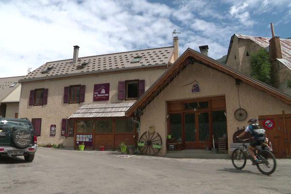 Hôtel de montagne