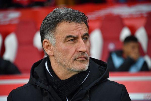 L'entraîneur lillois Christophe Galtier a confirmé la présence d'un quatrième cas parmi l'effectif lillois.