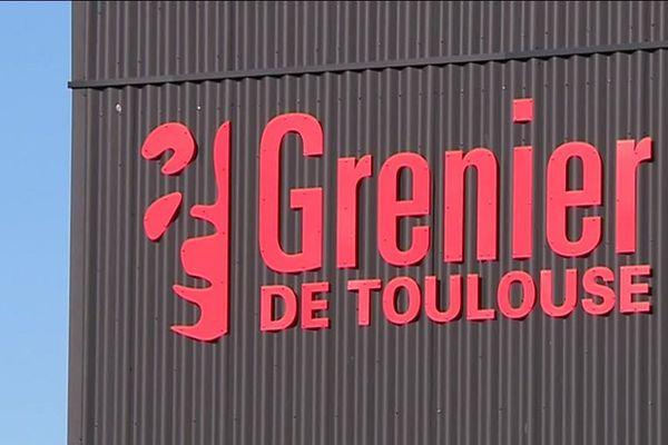 La toute nouvelle maison du grenier de Toulouse...