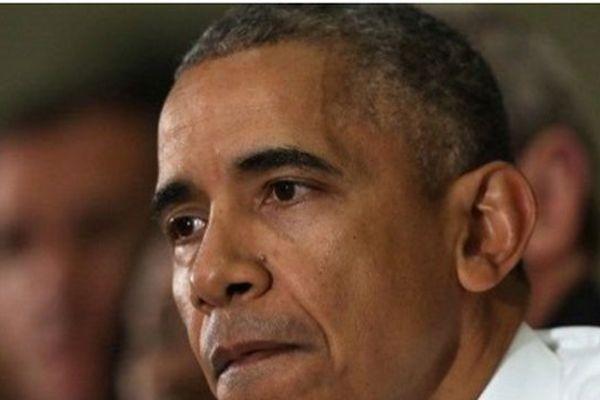 """Le président des Etats-Unis Barack Obama a fermement condamné jeudi soir """"ce qui semble être une horrible attaque terroriste"""" à Nice."""