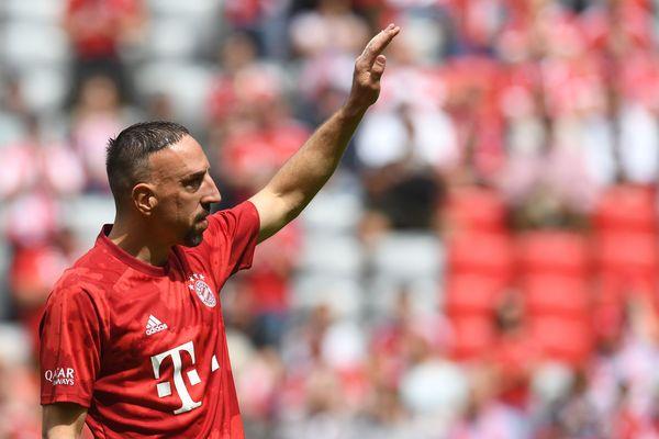Franck Ribéry est devenu le joueur le plus titré de l'histoire de la Bundesliga samedi 18 mai.