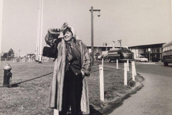 Edith Piaf aux Etats-Unis
