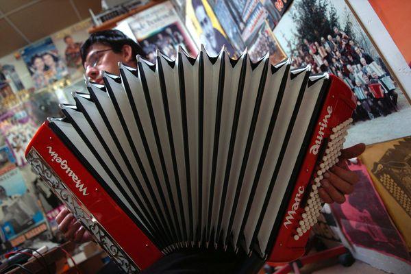 L'accordéon Maugein