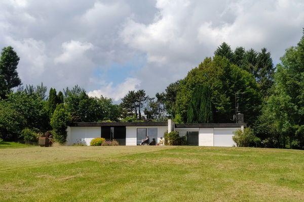 La villa Watel à Mondicourt