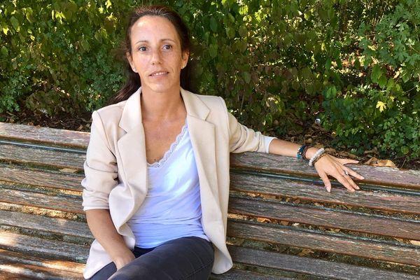 Rachel Jouvet témoigne aussi sur la violence conjugale à travers son métier de comédienne
