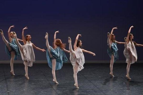 Les danseuses se sont brillamment qualifiées pour la finale de New-York.
