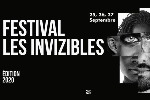 Le festival Les InviZibles se tient à Orléans du 25 au 27 septembre 2020