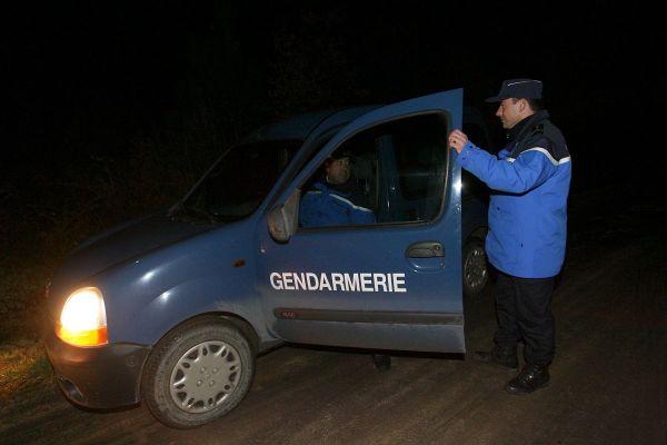 Les gendarmes sont intervenus au milieu de la nuit à la demande des voisins gênés par le bruit.