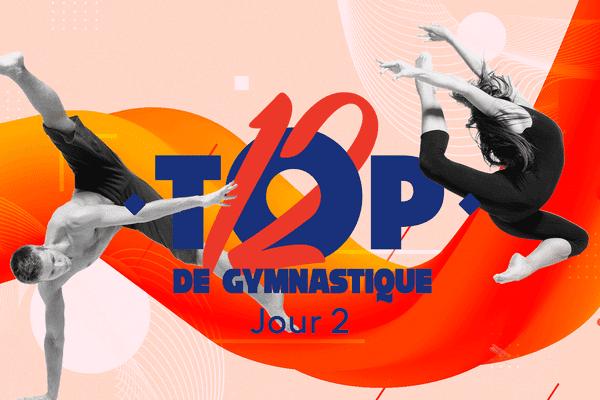 Suivez en direct la finale masculine des championnats de France de gymnastique par équipe. / © France Télévisions