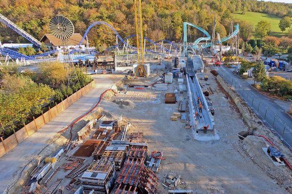 Le chantier doit être livré à l'été 2021