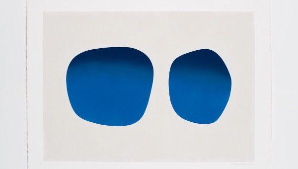 Peinture de Natacha Dumur - Galerie Olivier Rousseau à Tours