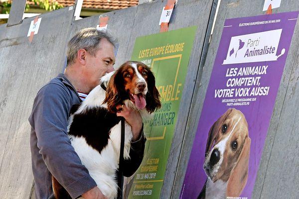 Le parti animaliste était déjà présent pour les élections européennes de 2019.