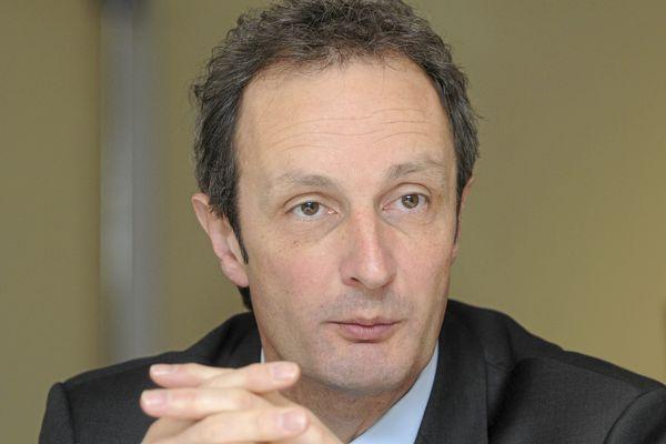 Le préfet de Haute-Corse, Alain Rousseau.