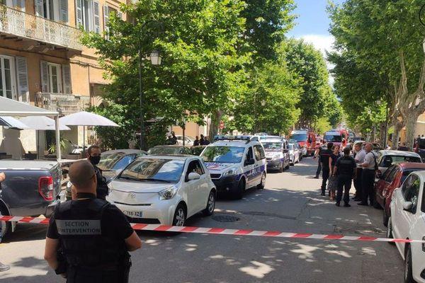 L'assassinat d'Alexandre Giacopelli, en plein jour, dans une rue très fréquentée, avait marqué les esprits