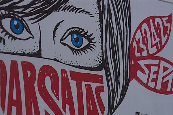Une des affiches de Marsatac